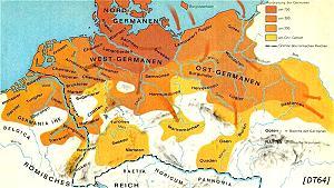 Antikefan Die Germanischen Staemme