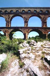 Antikefan --> Besuchte wassertechnische Bauten der Antike