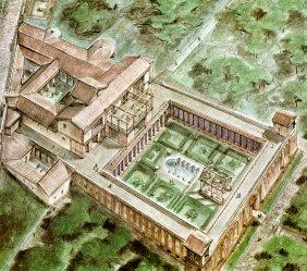 Domus E Villa Romana